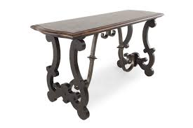 hooker sofa tables hooker treviso sofa table mathis brothers furniture
