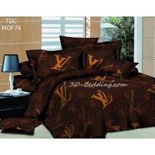 louis vuitton bedding 3d louis vuitton lv design bedding set