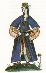 Ottoman Clothing Early 16th Century S Ottoman Salwar Cerridwen S