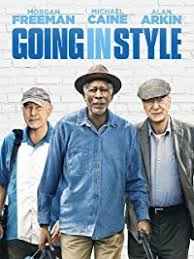 amazon com going in style morgan freeman michael caine alan
