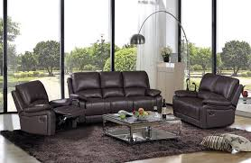 china living room furniture set leather motion sectional recliner
