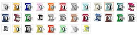 kitchenaid mixer colors the best stand mixers of 2018 a foodal buying guide