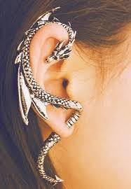 swag earrings jewels earrings bijoux bronze style swag beautiful