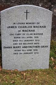 file grave of james charles macnab of macnab old macnab burial