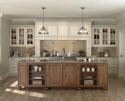 kitchen contemporary kitchen decoration using white wood glass