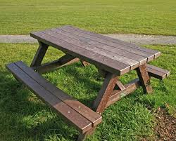 tdp recycled plastic picnic tables