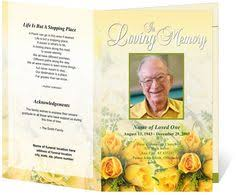 Funeral Program Maker Catholic Funeral Programs Template For A Catholic Mass Ceremony
