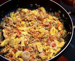 ackee and saltfish recipe saveur