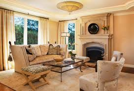 Transitional Living Rooms by Transitional Style Dream Home Designing