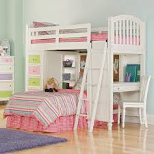 Loft Bed With Desk White by Best And Cute Bed Bunks For Kids Best Bunk Beds For Kids Unique