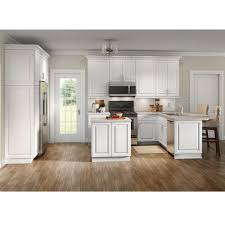 home depot kitchen cabinets and sink benton assembled 36x34 5x24 in sink base cabinet with false drawer front in white