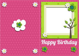 card birthday personalized printable birthday cards printable cards