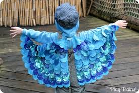 diy angry birds costume engineer blue bird mask and wings