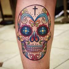 30 amazing and inspiring sugar skull tattoos sugar skull tattoos