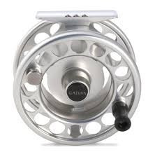 galvan light reel stillwater fly shop