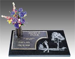 bronze cemetery markers laser engraving infant cemetery markers and monuments