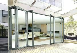 Interior Folding Glass Doors Accordion Glass Doors Retractable Glass Door Accordion Glass Doors