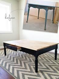 ana white rhyan end table diy projects remarkable ana white turned leg coffee table with apron drawer diy