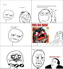Fus Ro Dah Meme - ragegenerator rage comic fus ro dah rage