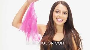 headband hair extensions secret color with demi lovato