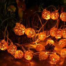 online get cheap rattan ball light aliexpress com alibaba group