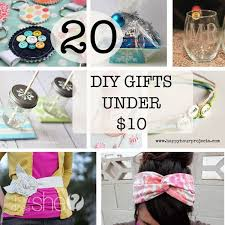 Christmas Gifts Under 10 Best 25 Gifts Under 10 Ideas On Pinterest Cheap Diy Xmas Crafts