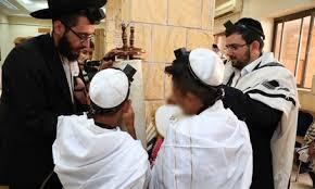 bar mitzvah israel sons of mixed arab marriage celebrate bar mitzvah