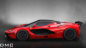 laferrari back a laferrari on roids could look as lethal as this