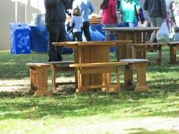 renting tables 89 best rent picnic tables images on picnic table