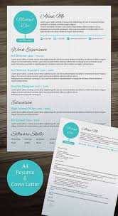 Modern Resume Templates 66 Best Resume Templates Images On Pinterest Resume Templates