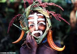 out of africa the incredible tribal fashion show inspired by
