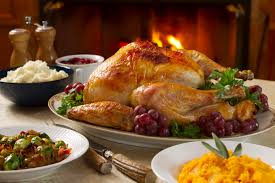 thanksgiving thanksgiving dinner menu and recipes template free