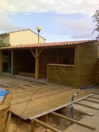 cuisine d été en bois boisylva aquitaine multiservices construction bois exemples de