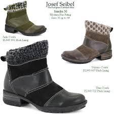 womens boots josef seibel josef seibel womens 50