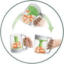 Robot Kenwood Carrefour by Philips Avent Scf870 21 Combined Baby Food Steamer And Blender