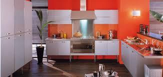 cuisine orange et gris déco cuisine orange et gris 17 versailles amsterdam cuisine