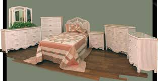 Wicker Furniture Bedroom Sets by White Wicker Bedroom Furniture With Storage Cabinets Decor Crave