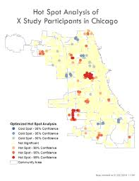 Chicago Community Area Map gis map gallery u2013 third coast center for aids research
