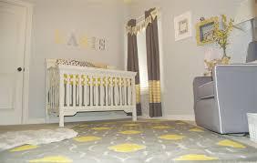 Yellow Nursery Decor Baby Room Striking Baby Room Decor With Grey Yellow Area Rug