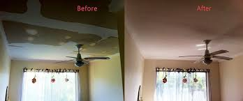 Painting Over Popcorn Ceiling by Painting Popcorn Or Vermiculite Ceilings Repaint Pro