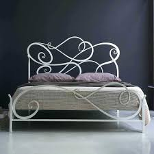 bed frame cast iron bed frames headboard king full size wrought