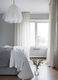 43 Best Sovrum Images On Pinterest Neutral Bedroom Curtains At
