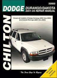 2001 dodge dakota manual transmission dodge durango dakota repair manual 2001 2004 chilton