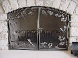 fireplace screen 25 1