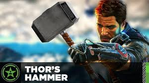 easter egg just cause 3 thor s hammer youtube
