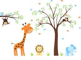 Elephant Nursery Wall Art Fresh by Wall Monkey Decals U2013 Gutesleben