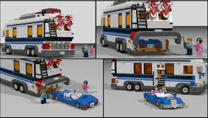Garage For Rv by Lego Ideas Super Deluxe Rv