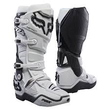 fox comp 5 motocross boots 2017 fox instinct motocross boots white masters of mx