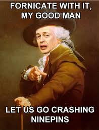 Good Try Meme - joseph ducreux archaic rap know your meme