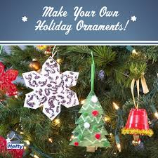 tree snowflake ornament crafts for the holidays hefty